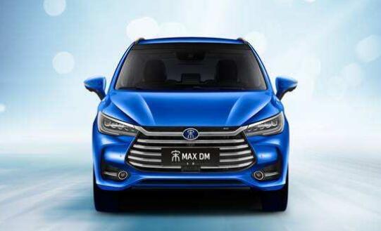 2020年4月新能源 MPV销量排行榜 宋MAX DM位居第一