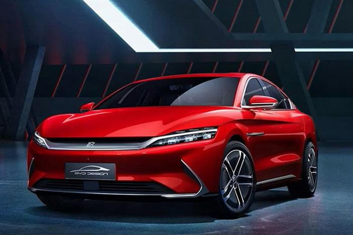 """比亚迪5月新能源车销量1.13万辆,汉或成""""黑马"""""""