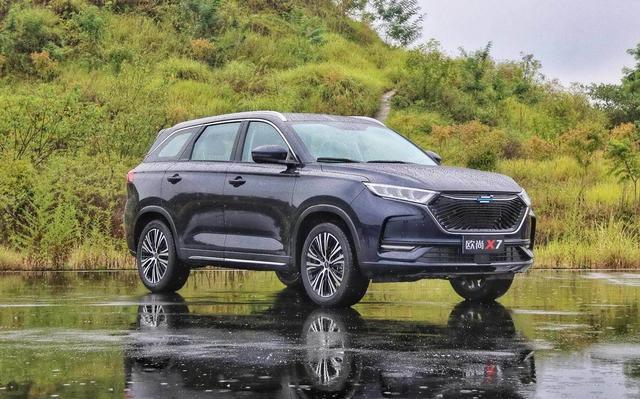 轿车SUV双线持续发力,长安汽车5月销量增速近5成
