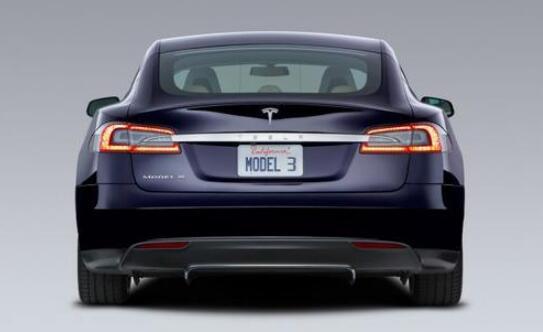 2020年5月新能源轿车销量排行榜 Model 3第一