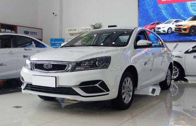 2020年最新中国汽车油耗排行榜——轿车篇