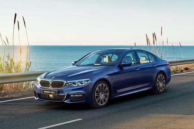 7月豪华轿车销量排行榜,有钱人越来越有钱了?