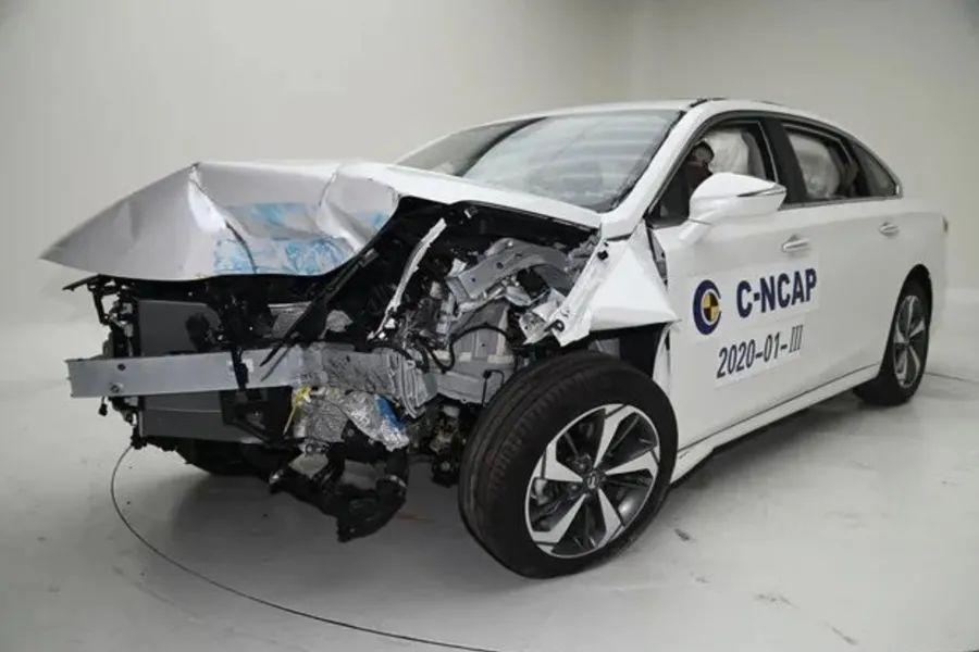 C-NCAP 2020碰撞成绩排行榜 9款车型获5星