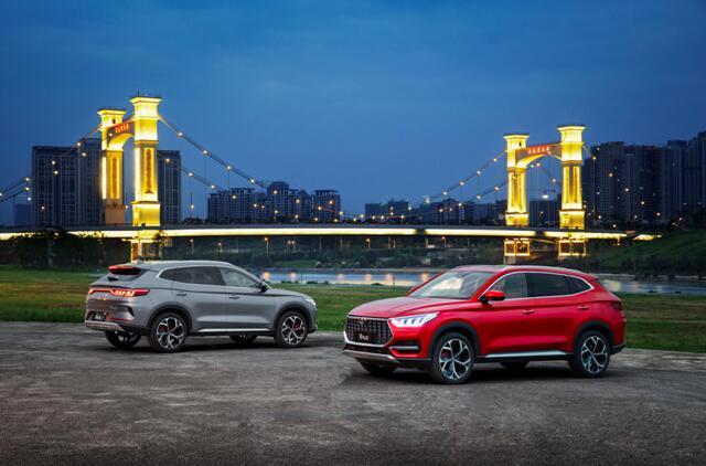 树立中国新生代SUV新标杆,宋PLUS让你打消买合资车的念头