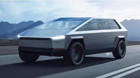借鉴Cybertruck激进设计 下一代特斯拉Model X渲染图