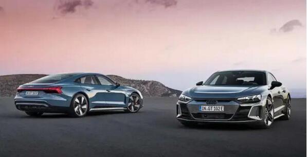 奥迪豪华纯电动轿跑车,e-tron GT如约而至