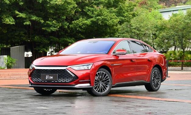 2021年1月新能源插电混动轿车销量排行榜 比亚迪汉DM第一