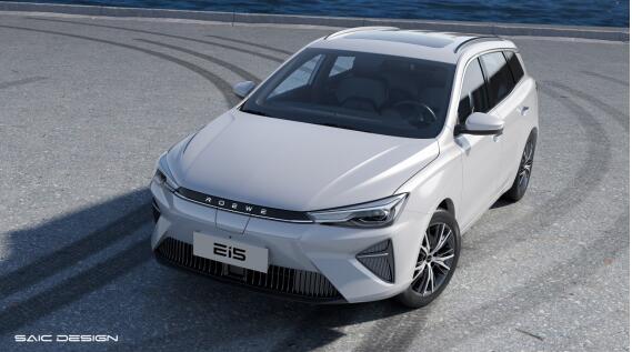 外观图首曝!采用电感化设计语言,全新荣威Ei5刷新纯电车颜值高度!