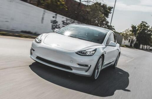 2021年一季度全球新能源汽车排行榜:特斯拉Model 3夺冠