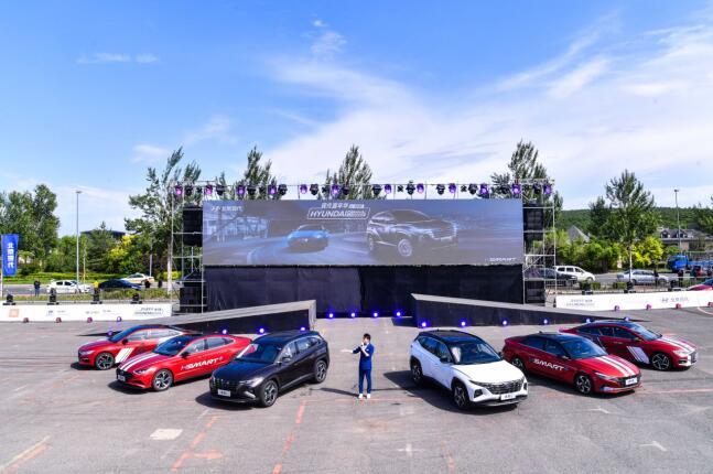 第五代途胜L震撼亮相,现代嘉年华2.0让车迷狂欢